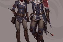 Characters - párosok