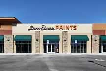 Store Locations / Dunn-Edwards products are sold in over 130 company-owned stores and numerous dealerships throughout Arizona, California, Colorado, Nevada, New Mexico, Texas and Utah.