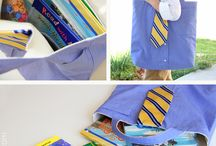 Sewing bags for boys