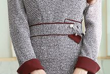 vestidos inverno manga longa