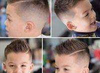 Boys Haircuts