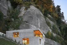 Facade  - concrete