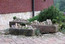 kamenné koryta