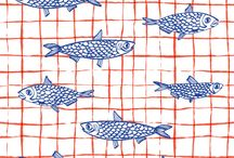 Patterns, Textiles & Colours