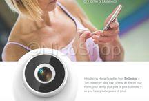 Sicurezza e Videosorveglianza / Sicurezza wireless e Videosorveglianza TVCC/digitale su IP