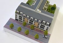 Maquette Physique d'architecture / Maquettes en 3D pour l'architecture