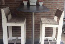 Stoelen / stoelen gemaakt door Stars & Timber