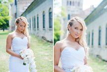 wedding Hairstyles / svadobné účesy