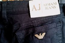 ARMANI JEANS MENS PANTS
