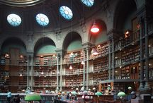 Amazing Libraries  x / by Bethany Eason