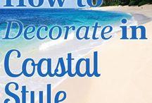 Coastal Living / Home decor, beach wear etc for coastal living