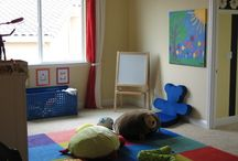 Playroom Ideas / by Erica Starr