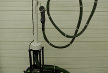 Festool dust extraction.