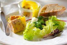 Plateaux Gourmands / Assiettes fraicheurs et assiettes du terroir proposées à nos clients qui souhaitent diner sur place