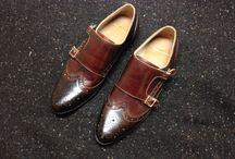 Dress shoes by Ishkzia