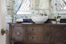Antique furniture - Country