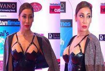 Mumbai's Most Stylish Awards 2015 / Celebs at the red carpet of Mumbai's Most Stylish Awards 2015.