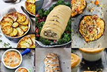 Vegan Holiday Recipes / Vegan holiday recipes for any holiday! These delicious and vegan recipes are sure to be a hit with the family.