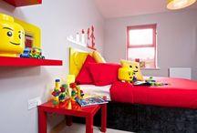 Dominic room ideas