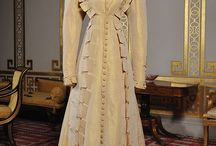 "Pelisses, Redingotes etc (Long ""coats"") / Costume"