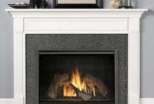 Fireplaces / by Kimberly Whitney