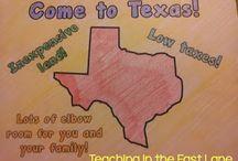 texas history / by Jenny McCoy