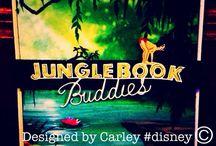 Disney card-making samples