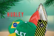 Hurley - Overboard / Coleção 2017 da Hurley na www.overboard.com.br