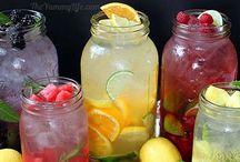 osvěžující nápoje