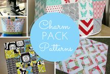 Quilts - Charm Packs