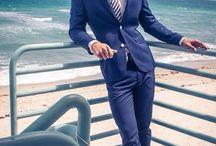 Suit Up / Elegant Clothes