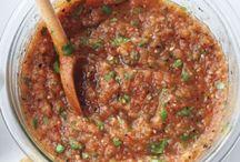 Dips/salsa