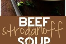Slow food and soups