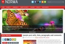 Premium BTemplates / Premium Blogger Templates