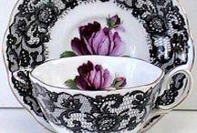 tea set royal albert and soon