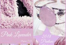 2018 - P I N K lavander