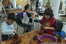 """Школа керамики """"Рукоделец"""""""