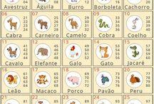 tabela do jogo do bicho