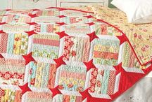 <Quilt Inspiration> / Pretty Pictures make for Pretty Thoughts.  / by Sew Sweet Quilt Shop