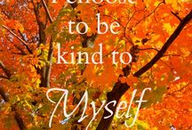 KINDNESS QUOTES / Words of Kindness towards others and yourself. Quotes and kindness inspired blog posts.