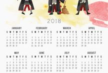 HP kalendar