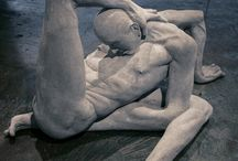 sculpture corps déformation