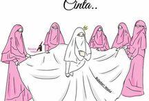 Aartictic Muslim couples