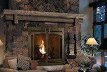 Cozy Fireplace Ideas...