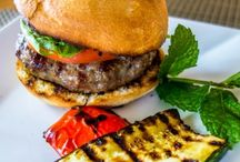 Burgers & Fries / by Ron - Real Food Finds