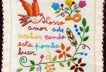 Other(s) Embroidery / Embroidery borduren borduurwerk
