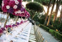 I miei lavori a Villa Aurelia ❤️ / Villa Aurelia Rome Wedding Party Ceremony Secret Garden