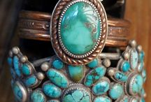 Turquoise  / All things turquoise!  / by Barbara Riker