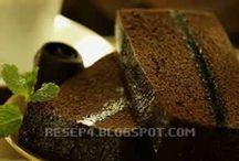 resep brownis