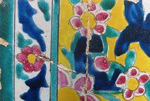 Azulero,tiles, mozaik...